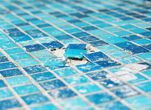 Pool Mozaic & Pool Tile Repairs
