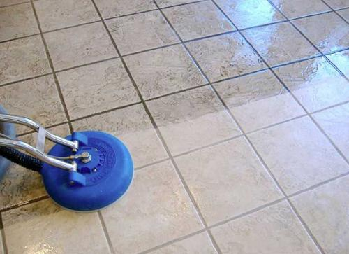Tile Cleaning & Resurfacing