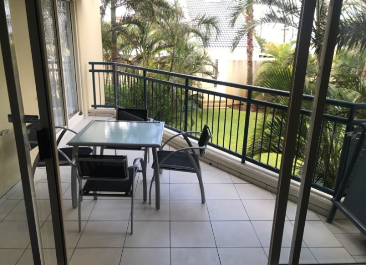 Balcony Re-tile