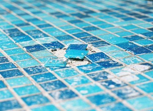Pool Mozaic & Pool Tile Repairs