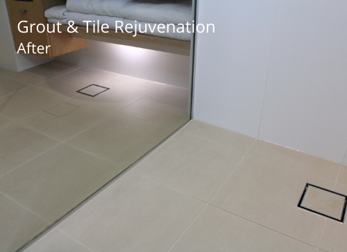 Grout Tile Cleaning