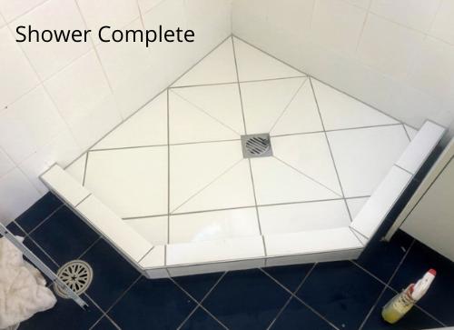 Shower complete 2